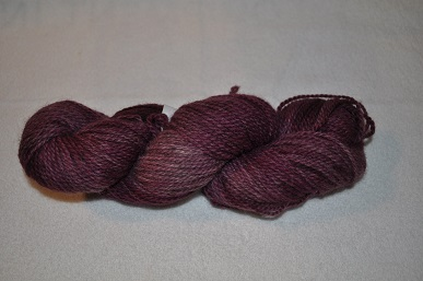 WORSTED WEIGHT YARN-SANGRIA