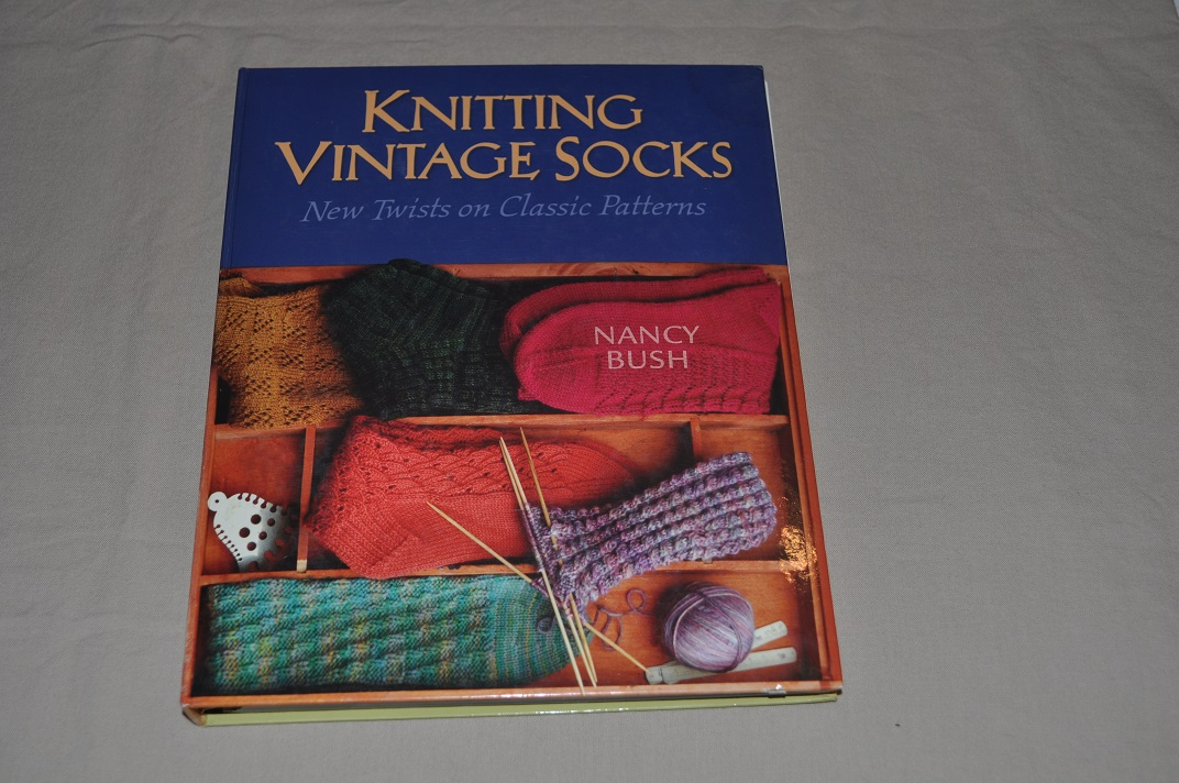 Knitting Vintage Socks : Knitting vintage socks new twists on classic patterns
