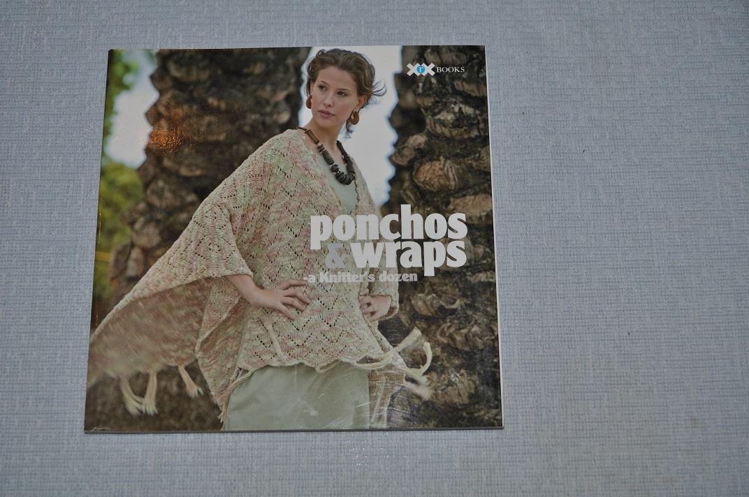 Ponchos & Wraps-a Kniter's Dozen